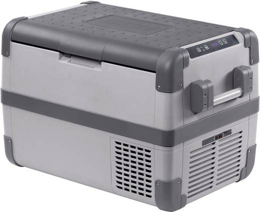 Koelbox 12 V, 24 V, 110 V, 230 V Vriesfunctie Grijs 46 l Energielabel: A++ Waeco CoolFreeze CFX 50W