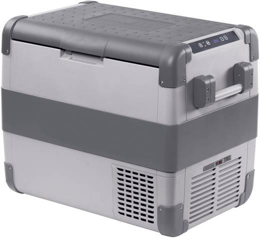 Koelbox 12 V, 24 V, 110 V, 230 V Vriesfunctie Grijs 60 l Energielabel: A++ Waeco CFX 65