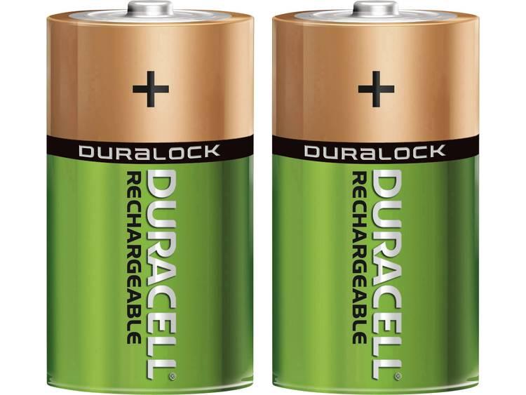 Duracell HR20 Oplaadbare D batterij (mono) NiMH 2200 mAh 1.2 V 2 stuk(s)