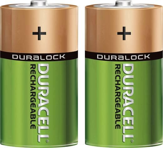 Oplaadbare D batterij (mono) Duracell HR20 NiMH 1.2 V 2200 mAh 2 stuks
