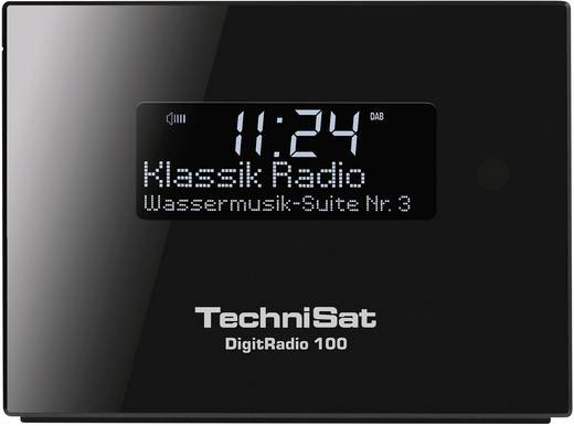 DAB+ Radio-adapter TechniSat DigitRadio 100 Bluetooth, DAB+, FM Zwart