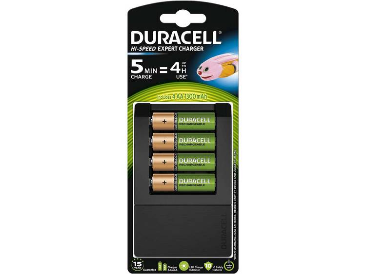 Duracell DUR036444 batterij-oplader