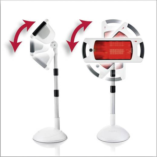 Infraroodlamp 650 W Philips InfraCare infraroodlamp