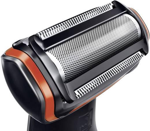 Philips BG2026/32 Bodygroomer Zwart, Rood