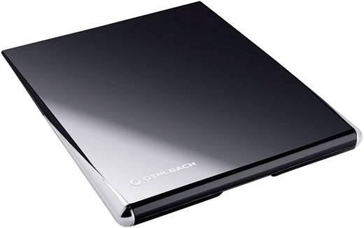 Oehlbach Digital Flat 2.5 Passieve DVB-T/T2 platte antenne Zwart
