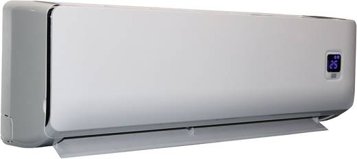 Comfee by Midea Duo-Split-Klimagerät 9000 Full-Inverter Full-inverter Split airco 32 m² 2600 W Energielabel verwarmen/koelen: A+/A++ Grijs