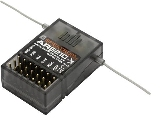 Spektrum SPMAR6210 6-kanaals ontvanger 2,4 GHz Stekkersysteem JR