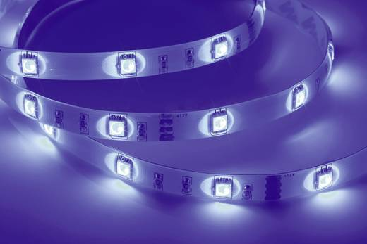LED-strip complete set Warmwit met stekker 230 V 300 cm Brilliant set G93932A72