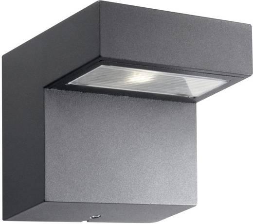 Buiten LED-wandlamp Antraciet 1 W Philips Ledino Riverside 16320/93/16