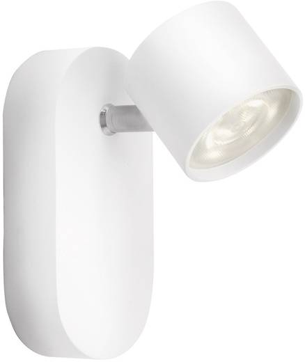 Philips LED-wandspot 4 W Warmwit 56240/31/16 Wit