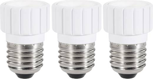 Renkforce 97029c81a Lampfitting-adapter E27 naar E14 Set van 3 230 V 75 W