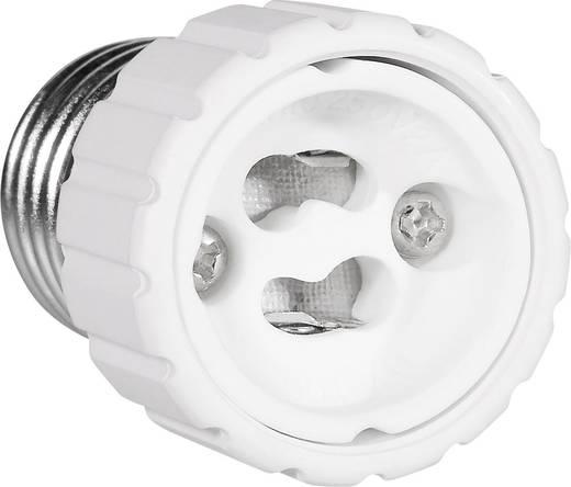 Renkforce 97029c81e Lampfitting-adapter E27 naar GU10 Set van 3 230 V 75 W
