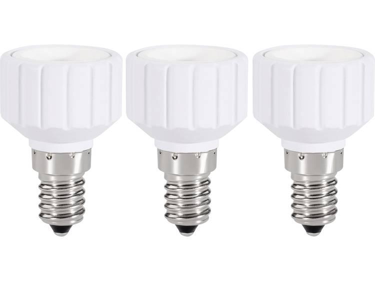 Renkforce Lampfitting adapter E14 naar GU10 Geschikt voor: max. 75 W 97029c81c