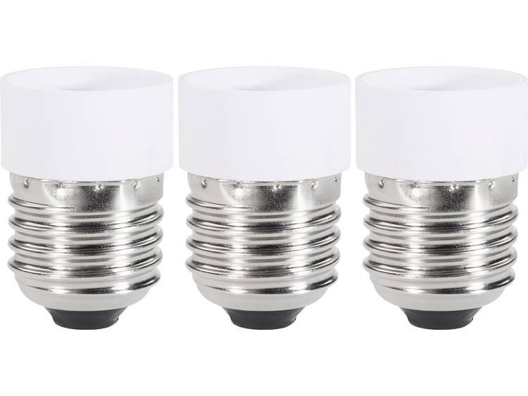 Renkforce 97029c81e lampfitting Adapter E27 naar GU10 Geschikt voor: max. 75 W