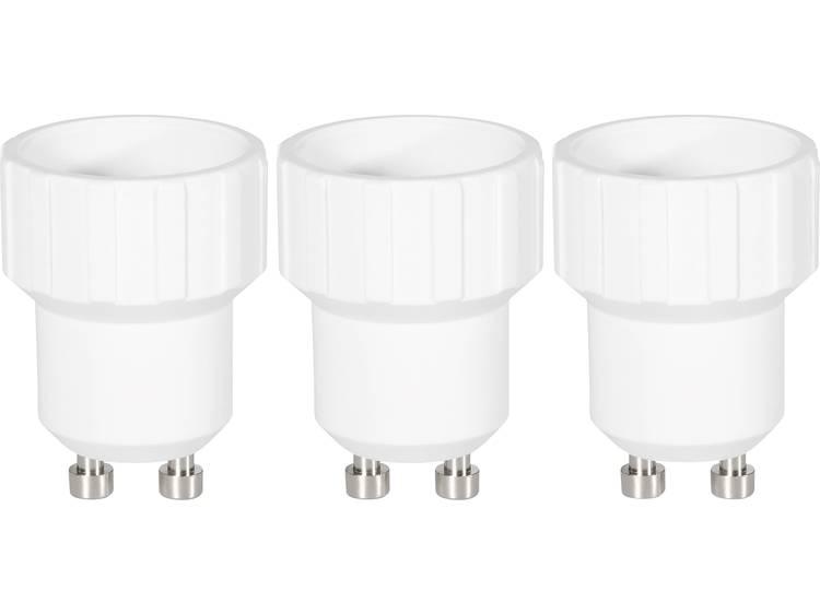 Renkforce Lampfitting Adapter GU10 naar E14 Geschikt voor: max. 75 W 97029c81f