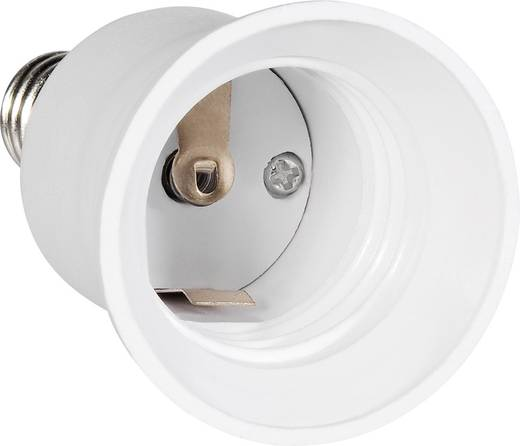 Renkforce 97029c81h Lampfitting-adapter E14 naar E27 Set van 3 230 V 75 W
