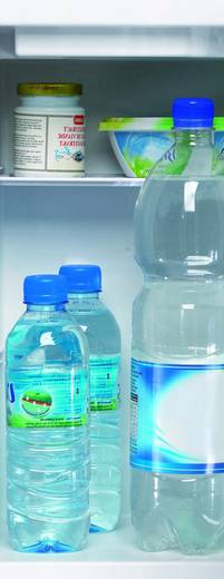 Mini-koelkast 230 V Blauw 14 l Energielabel: A++ MobiCool F16