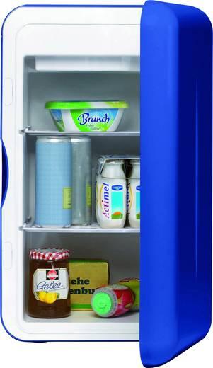 Mini-koelkast 230 V Blauw 14 l Energielabel: A++ MobiCool F16 donkerblauw
