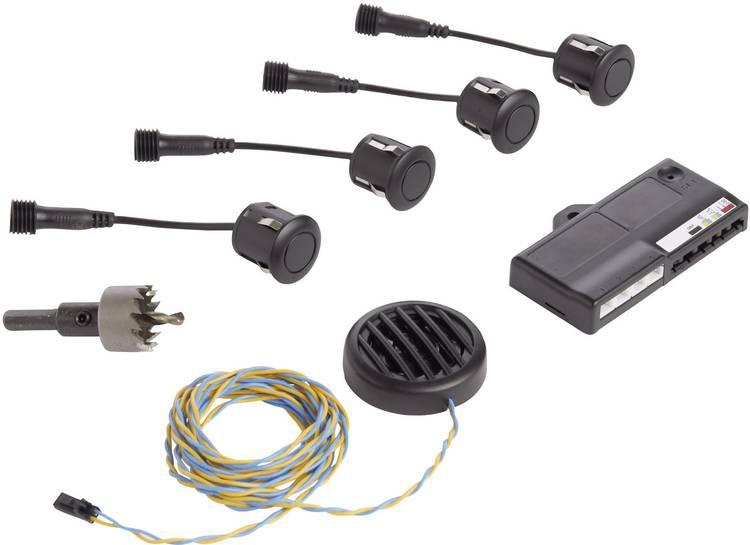 Dometic Group MagicWatch MWE820 Kabelgebonden parkeersensoren Achterkant akoestisch