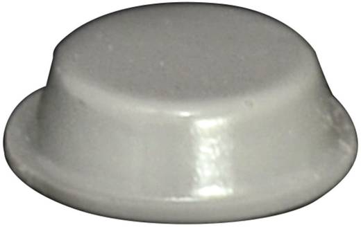 TOOLCRAFT PD2014G Apparaatvoet Zelfklevend, Rond Grijs (Ø x h) 14 mm x 4.5 mm 1 stuks