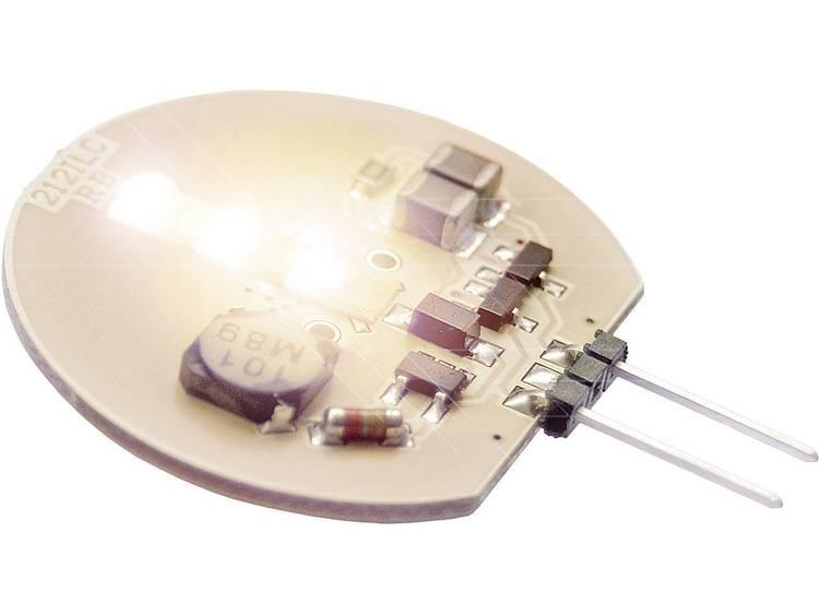 ProCar 57429061 LED G4 Reservelamp 12 V, 24 V G4 stiftfitting (Ø x h) 30 mm x 4 mm