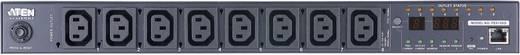 Aten intelligente 1U PDU-energiebeheereenheid met 8 poorten, meetwaardenregistratie per stekkerdoosuitgang en schakelfun