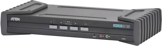 Aten CS1184 KVM-switch met 4 poorten voor USB-invoerapparatuur en DVI-grafische kaart