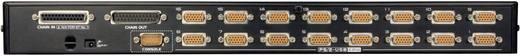 Aten CS1716A KVM-switch met 16 poorten voor USB-PS/2-invoerapparatuur en VGA-grafische kaart met USB-poort voor randappa