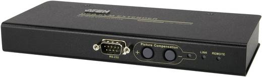 VGA, Jackplug, USB 2.0 KVM-Extender (verlenging)via netwerkkabel RJ45ATENCE750150 m1600 x 1200 pix