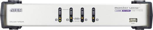 ATEN CS1744C-AT 4 poorten KVM-schakelaar VGA USB 2048 x 1536 pix