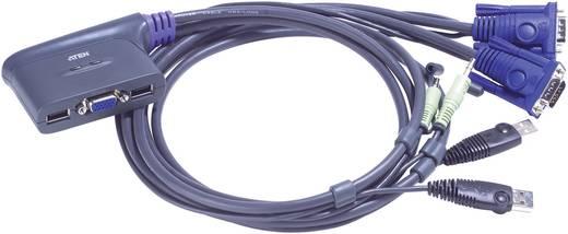 ATEN CS62US-AT 2 poorten KVM-schakelaar VGA USB 2048 x 1536 pix