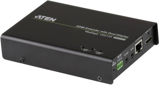 ATEN VE814 HDMI Extender (verlenging) via netwerkkabel RJ45 100 m 4096 x 2304 pix