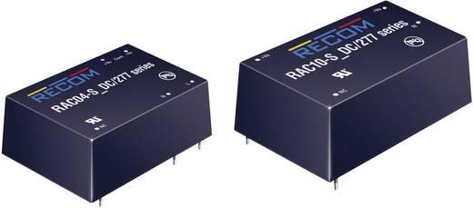 RECOM RAC04-12SA AC/DC printnetvoeding 12 V/DC 0.333 A 4 W