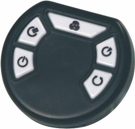 AEG T-VL 5537 Torenventilator timer, oscillerend, LED-indicatie, met afstandsbediening 40 W Zwart, RVS (Ø x h) 32 cm x 1