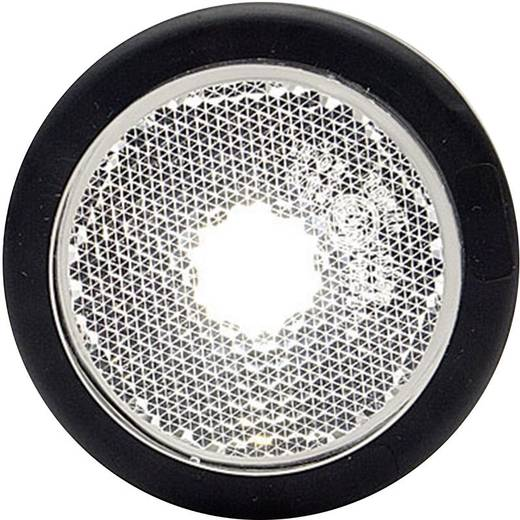 LED Markeringslicht achter 12 V, 24 V Wit SecoRüt