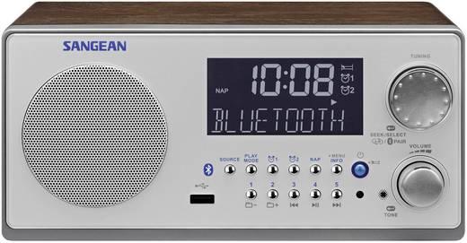 FM Tafelradio Sangean SANGEAN WR-22 AUX, Bluetooth, Middengolf, FM Walnoot