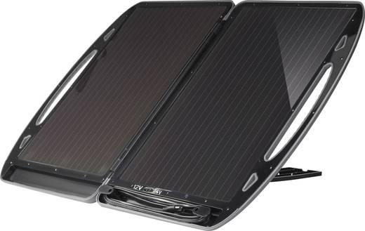 Solar-batterijbescherming Amorphe solarcel, in koffer 12 V, 24 V