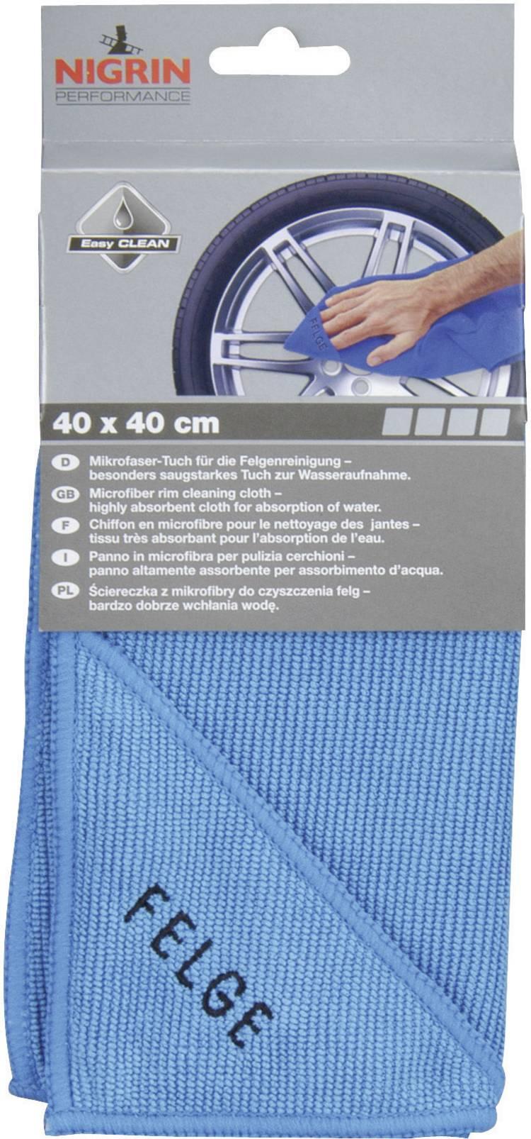 Nigrin 71118 Microvezeldoek velg (l x b) 40 cm x 40 cm 1 stuks