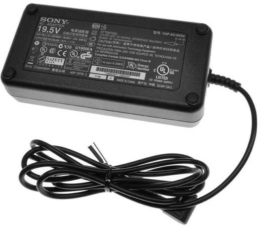 Laptop netvoeding Sony 147911631 150 W 19.5 V/DC 7.7 A