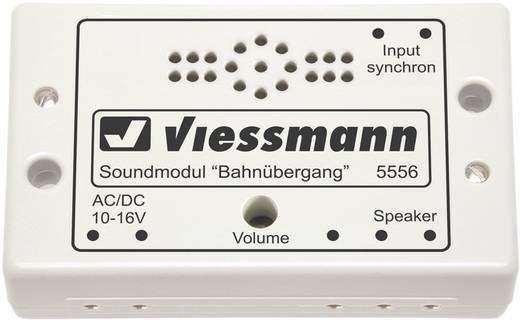Viessmann 5556 Geluidsmodule Spoorwegovergang Kant-en-klare module