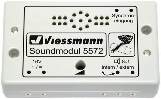 Viessmann 5572 Geluidsmodule Kettingzaag Kant-en-klare module