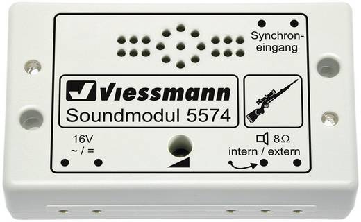 Viessmann 5574 Geluidsmodule Jacht Kant-en-klare module