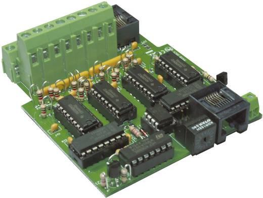TAMS Elektronik 44-01406-01 s88-4 Terugmelddecoder Module, Zonder kabel, Zonder stekker