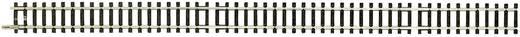 N Fleischmann rails (zonder ballastbed) 22202 Rechte rails 312.6 mm