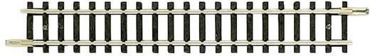 N Fleischmann rails (zonder ballastbed) 22203 Rechte rails 104.2 mm