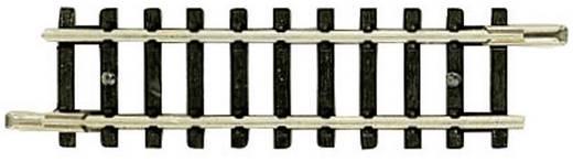 N Fleischmann rails (zonder ballastbed) 22204 Rechte rails 54.2 mm