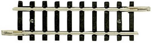 N Fleischmann rails (zonder ballastbed) 22205 Rechte rails 50 mm