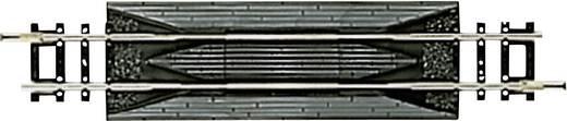 N Fleischmann rails (zonder ballastbed) 22210 Opzethulp 104.2 mm