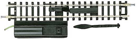 N Fleischmann rails (zonder ballastbed) 22212 Ontkoppelrails, Elektromechanisch 104.2 mm