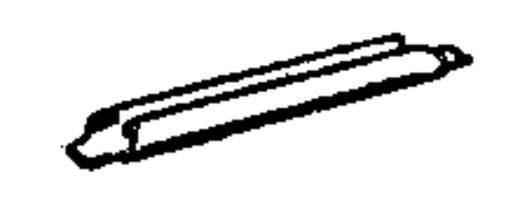 N Fleischmann rails (zonder ballastbed) 22213 Railsverbinder
